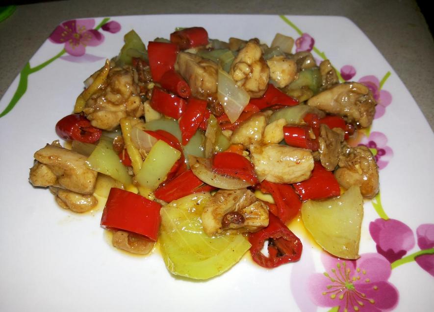 курица по мексикански рецепт с фото