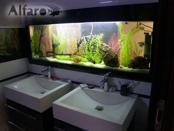 Ванная комната аквариумом Дверь на петлях  Hinged Door 800мм 760-800мм, цвет Хром