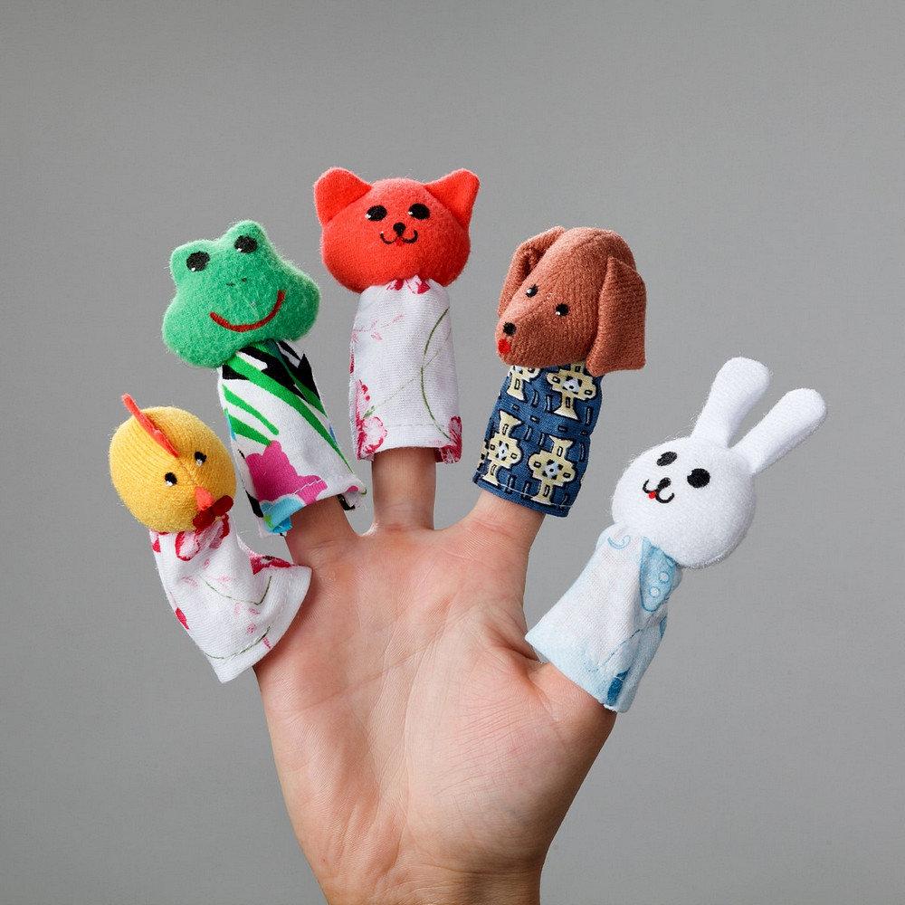 картинки куклы на руку для театра говорит том