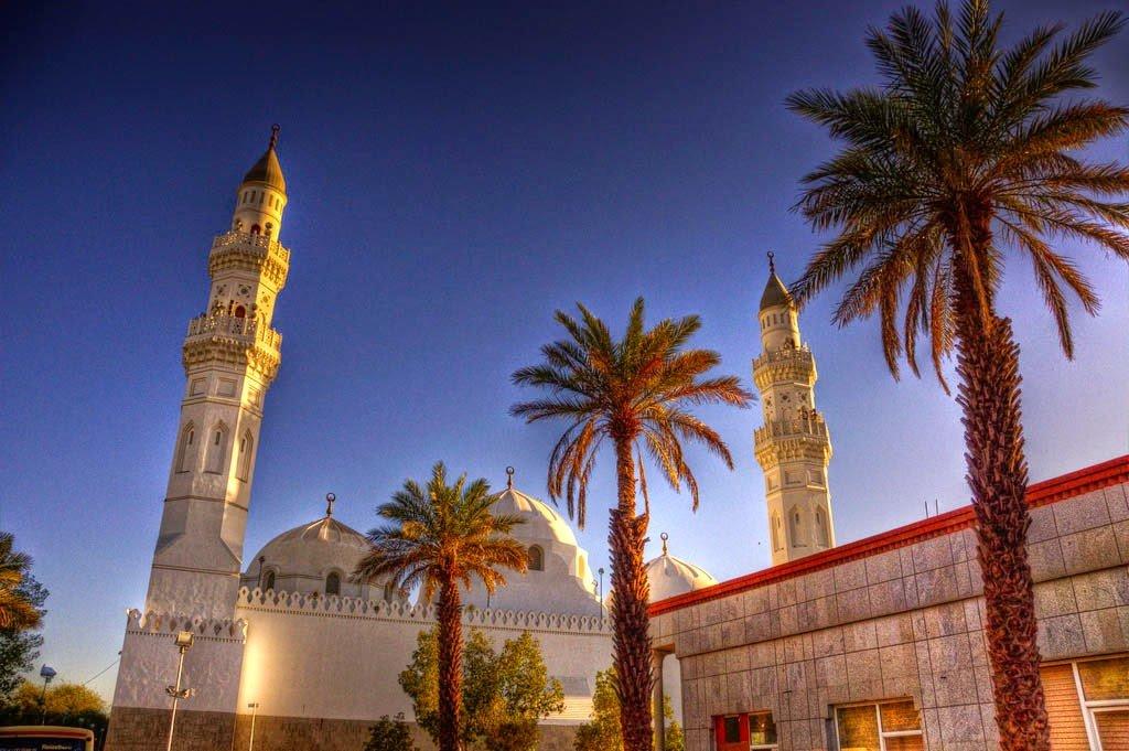 Мечеть Аль-Куба, Медина» — карточка пользователя Kapitoshka-ka-ka ...