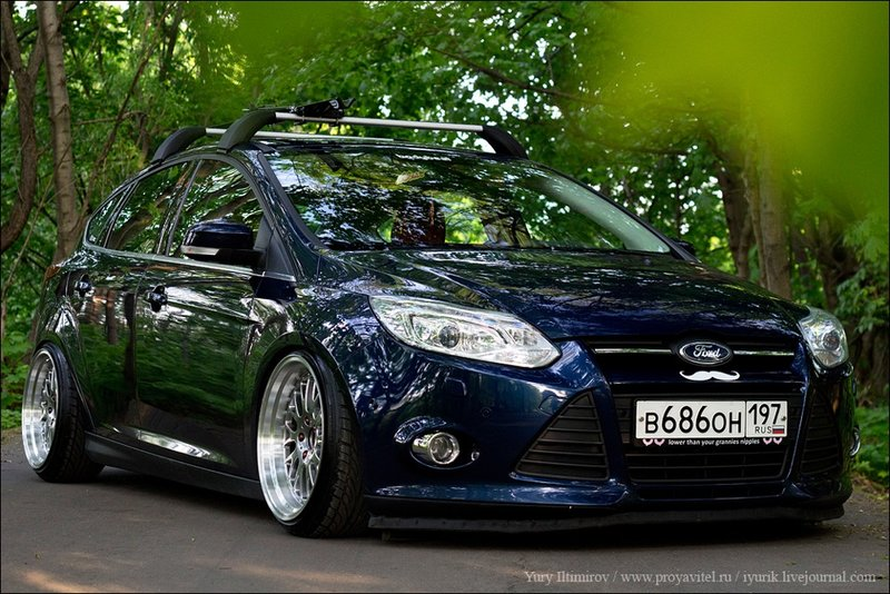 Ford Focus Stance