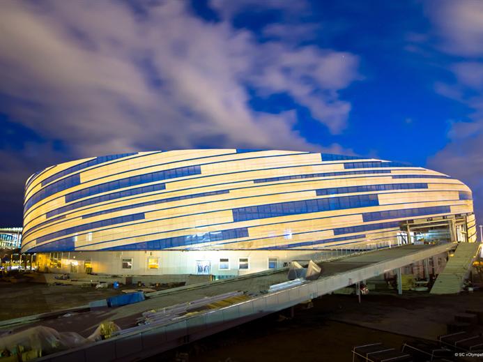 Ледовая арена «Шайба»