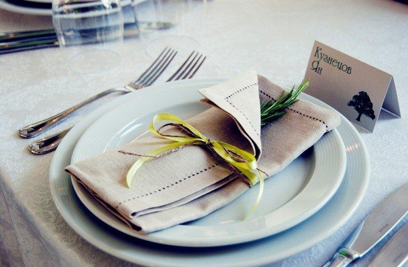 Открытки на стол для гостей сделать