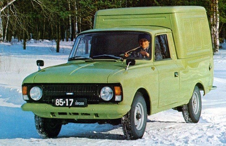 Москвич 70х годов в краснодарском крае