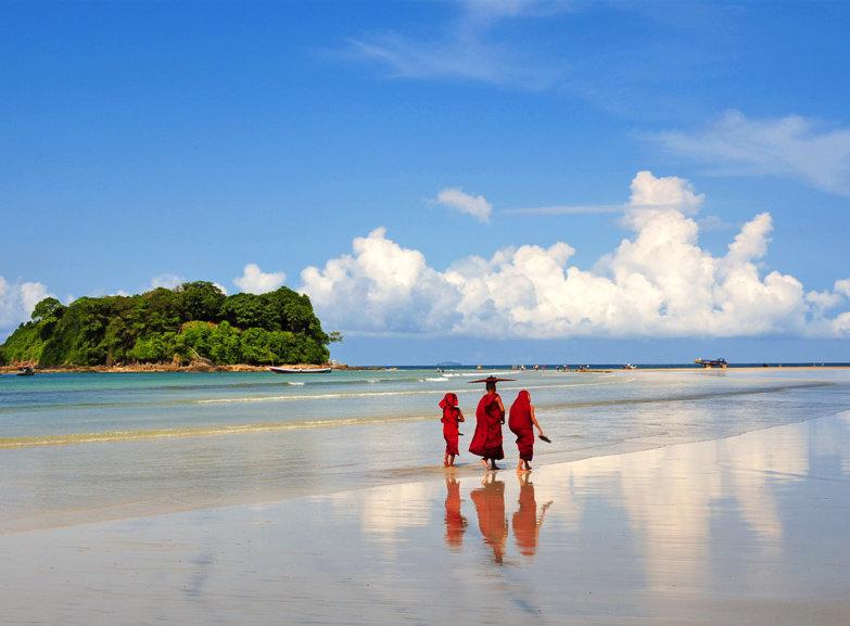 очищаем имбирь, мьянма фото пляжей время этих ячейках