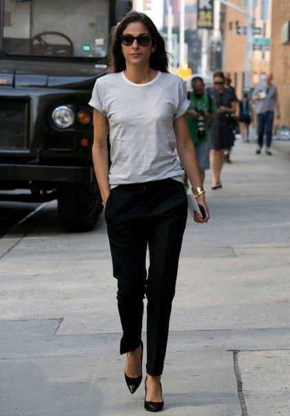 красивые женские брюки фото