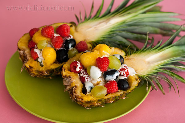фруктовая красота