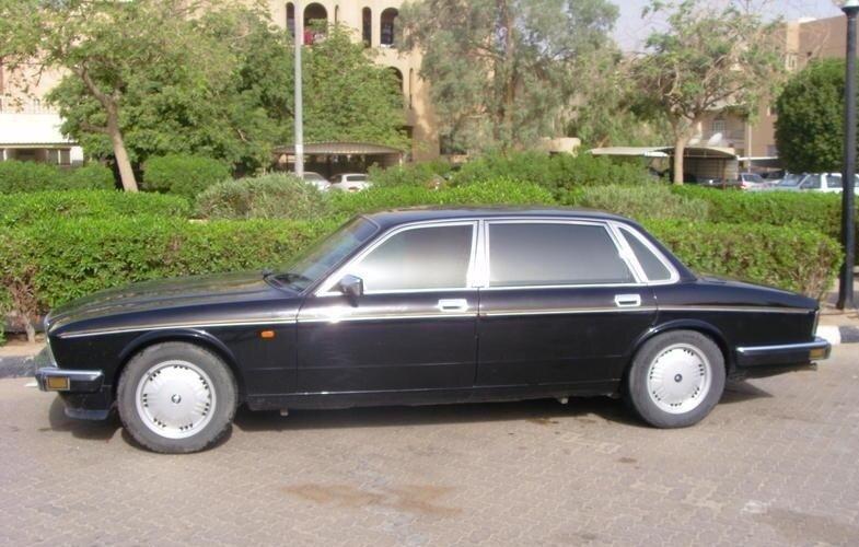 Daimler Majestic XJ341