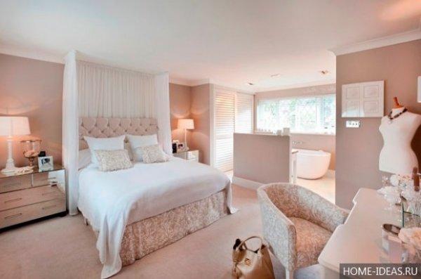 Интерьеры спальни: фото — просто и со вкусом