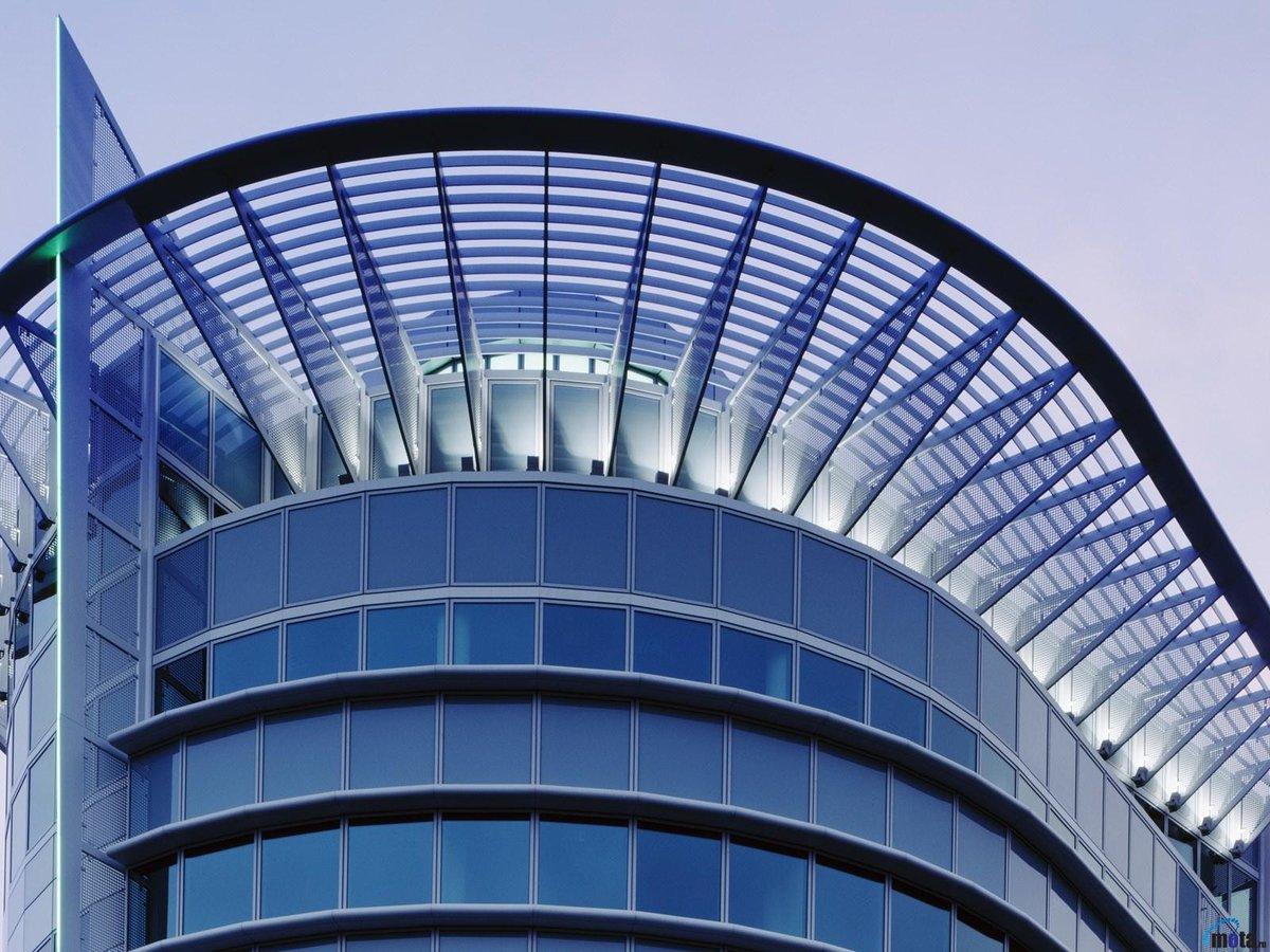 стеклянное здание фото