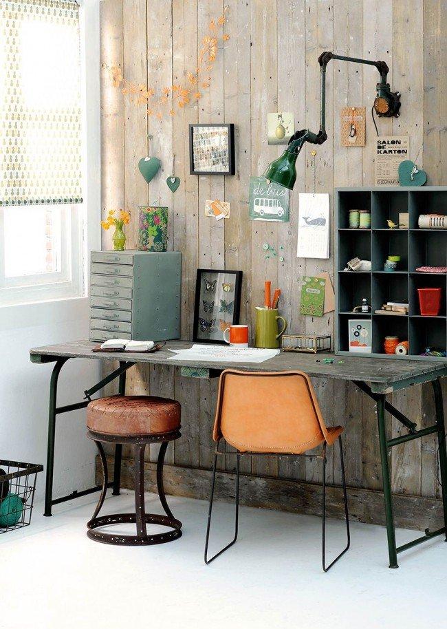 Домашний кабинет для творческой личности