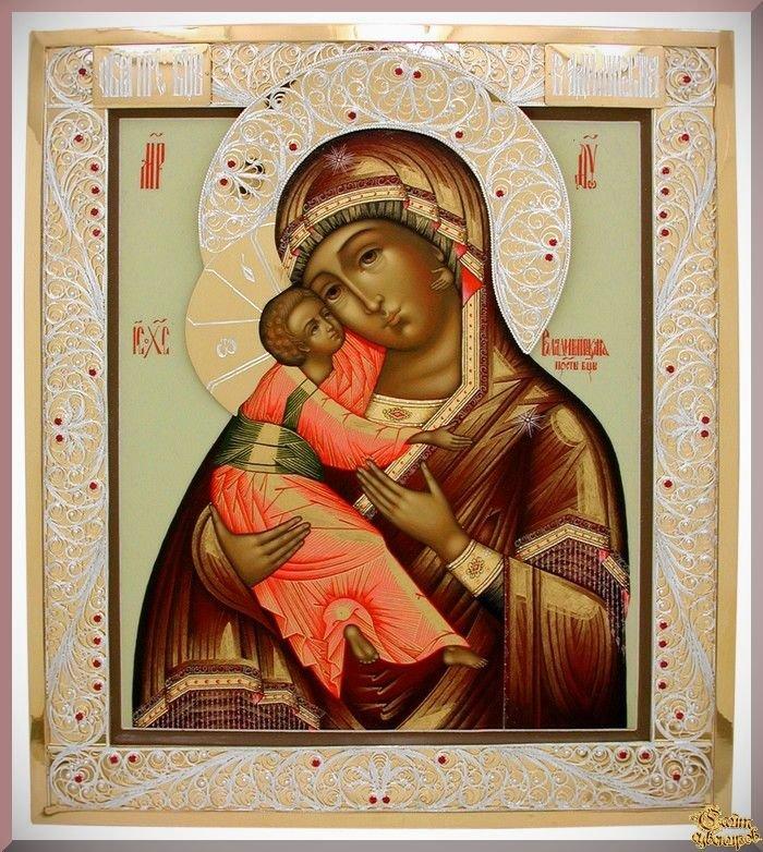 канонические иконы богородицы фото только