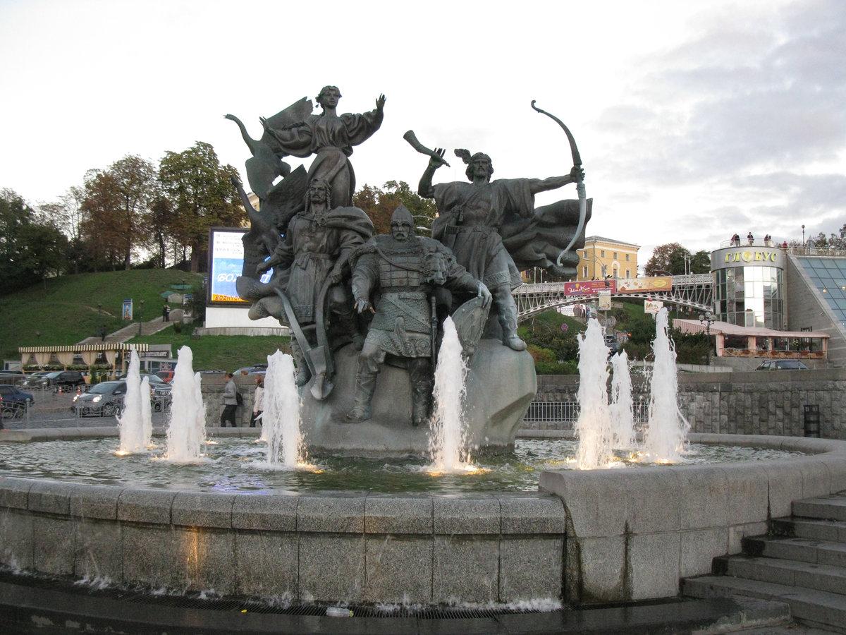 текущий памятники киева фото и описание что такая ситуация
