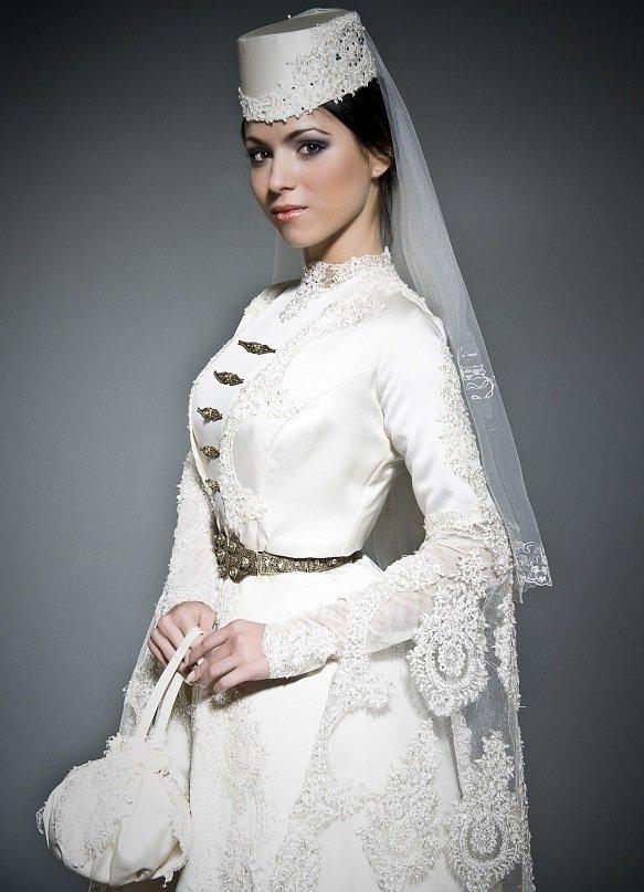 самые красивые ингушские невесты фото фон