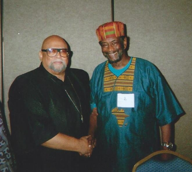 an analysis of black art by maulana karenga Founded in 1965 by maulana karenga, us established an extensive network of alliances with a diverse body of activists, artists and organizations throughout the united states for the purpose of bringing about an african american cultural revolution.