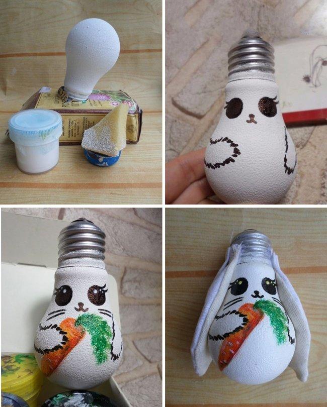 Креативные игрушки на своими руками