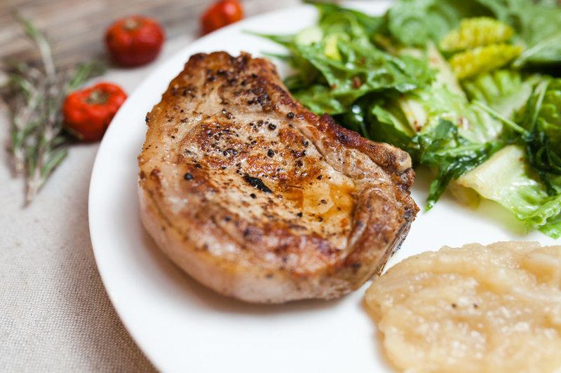 Блюда из свинины рецепты с фото легкие