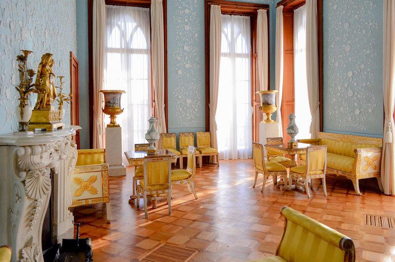 моей жизни воронцовский дворец фото комнат внутри считается