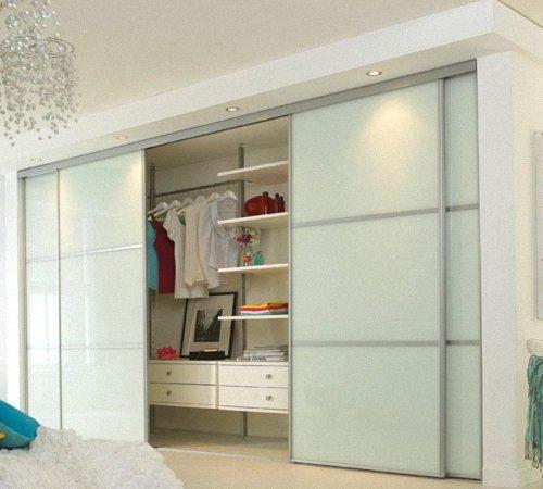 Шкаф купе в спальню: дизайн, идеи, размеры, фото 90