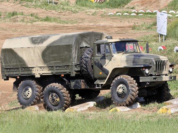 Урал 4320-10
