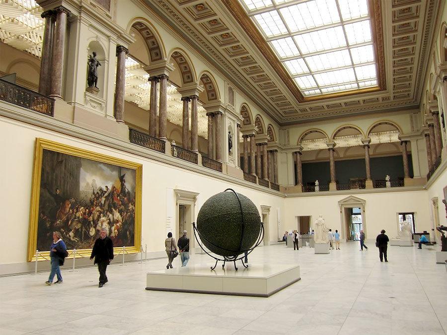 """Результат пошуку зображень за запитом """"музей изящных искусств брюссель"""""""