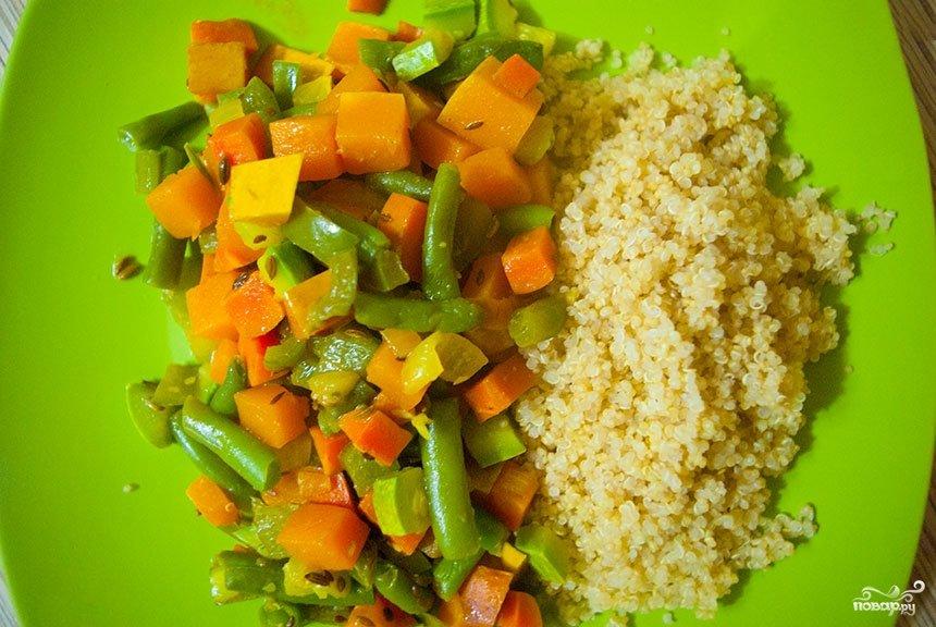 Блюда и гарниры из припущенных овощей бред