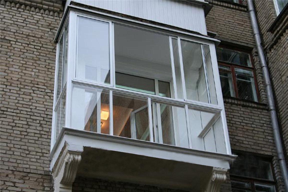 Остекление балконов дизайн - дизайн балконов. ру - остеклени.