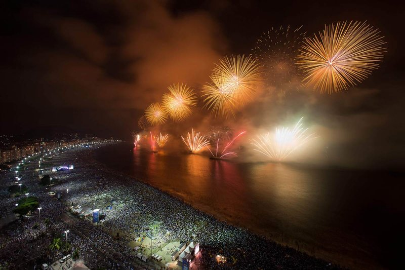Скоро Новый год: покрути глобус и выбери Рио де Жанейро
