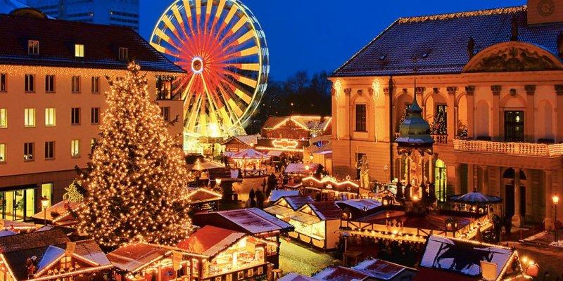 Родиной рождественских ярмарок считают немецкоязычные страны: Австрию, Германию и регион Франции Эльзас. Сегодня традиция организовывать новогодние рынки прижилась во всей Европе. Рассмотрим самые популярные европейские ярмарки.