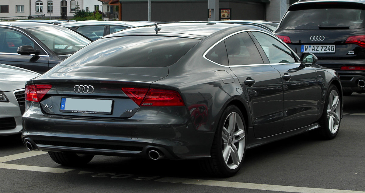 """Audi A7AUDI A7"" — card from user daniilbk in Yandex ..."