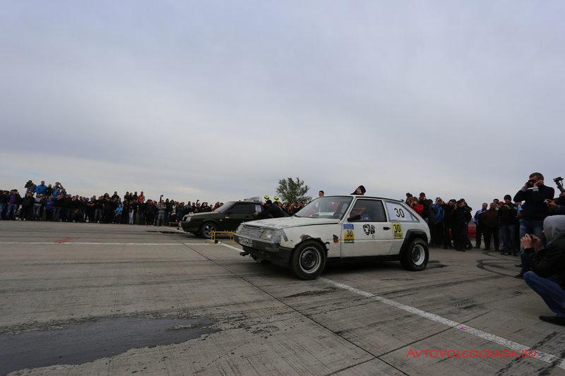 Сегодня, 20 сентября 2014 года, в Волгограде собрались любители автоспорта и
