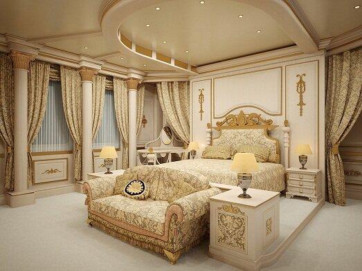 Если вы предпочитаете изысканность во всём, то и ваше жильё тоже должно быть таким. Роскошный стиль ампир в интерьере вашей квартиры или дома понравится вам.