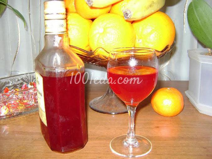 Рекомендую этот красивый и вкусный напиток. Особенно он хорош холодными зимними вечерами в теплой компании подружек.