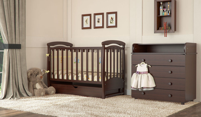 Лучшие кроватки для новорожденных фото