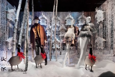 This year's holiday windows adopted unconventional themes and transported visitors to magical realms, conveying the imaginative spirit of the season. Browse the annual recap in the February 2016 issue of VMSD, and be sure to check back throughout the month of February 2016 for Parts II-V of this online review.