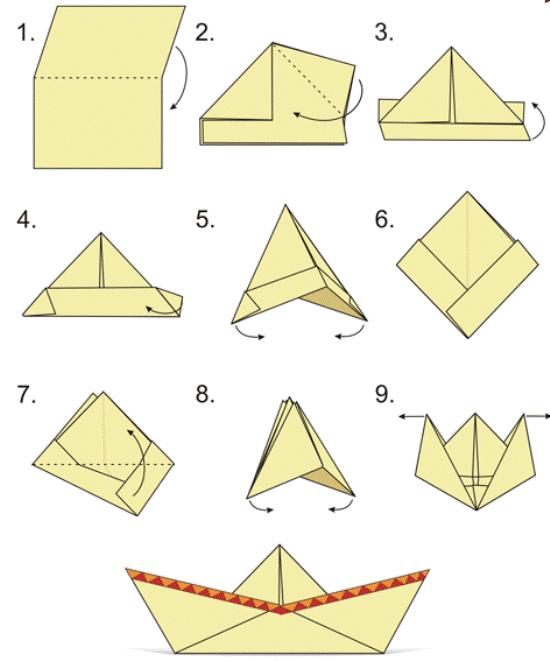 Картинки что можно сделать из бумаги