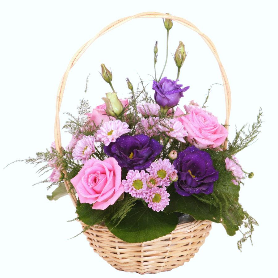 Мужских, букеты цветов в корзинах недорого