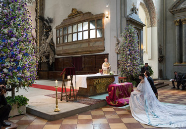 свадебная церемония католическая церковь