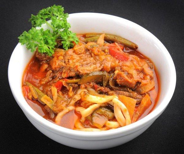 Восточная кухня рецепты с фото вторые блюда