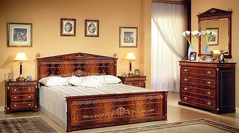Императорская спальня