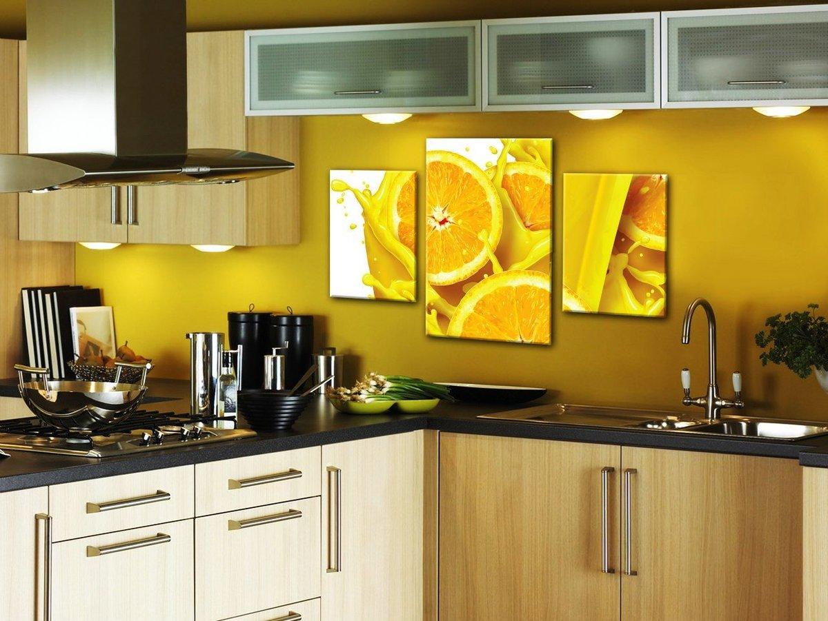 обычно модульная картина для кухни ступенями