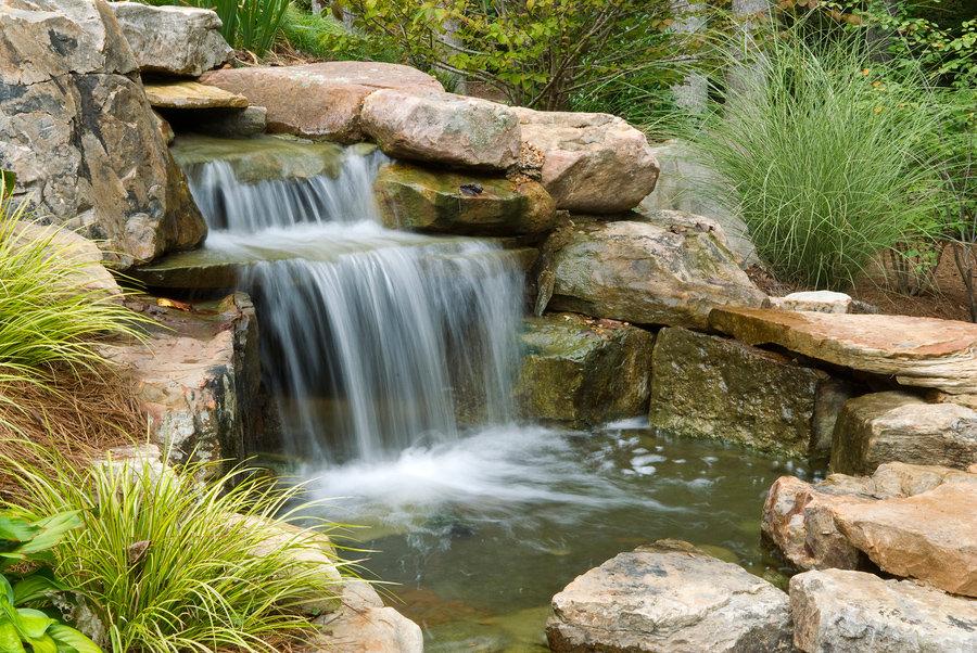 Водопады для дома фото