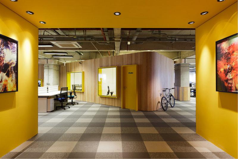 Заказать дизайн проект офиса