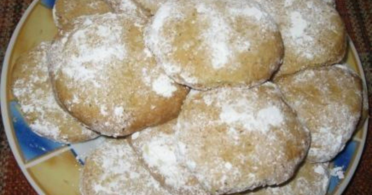 рецепт имбирного печенья в домашних условиях с фото пошагово простые