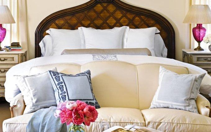 Цвет вашей спальни влияет на качество сна, секса и на то настроение, с которым вы просыпаетесь по утрам.
