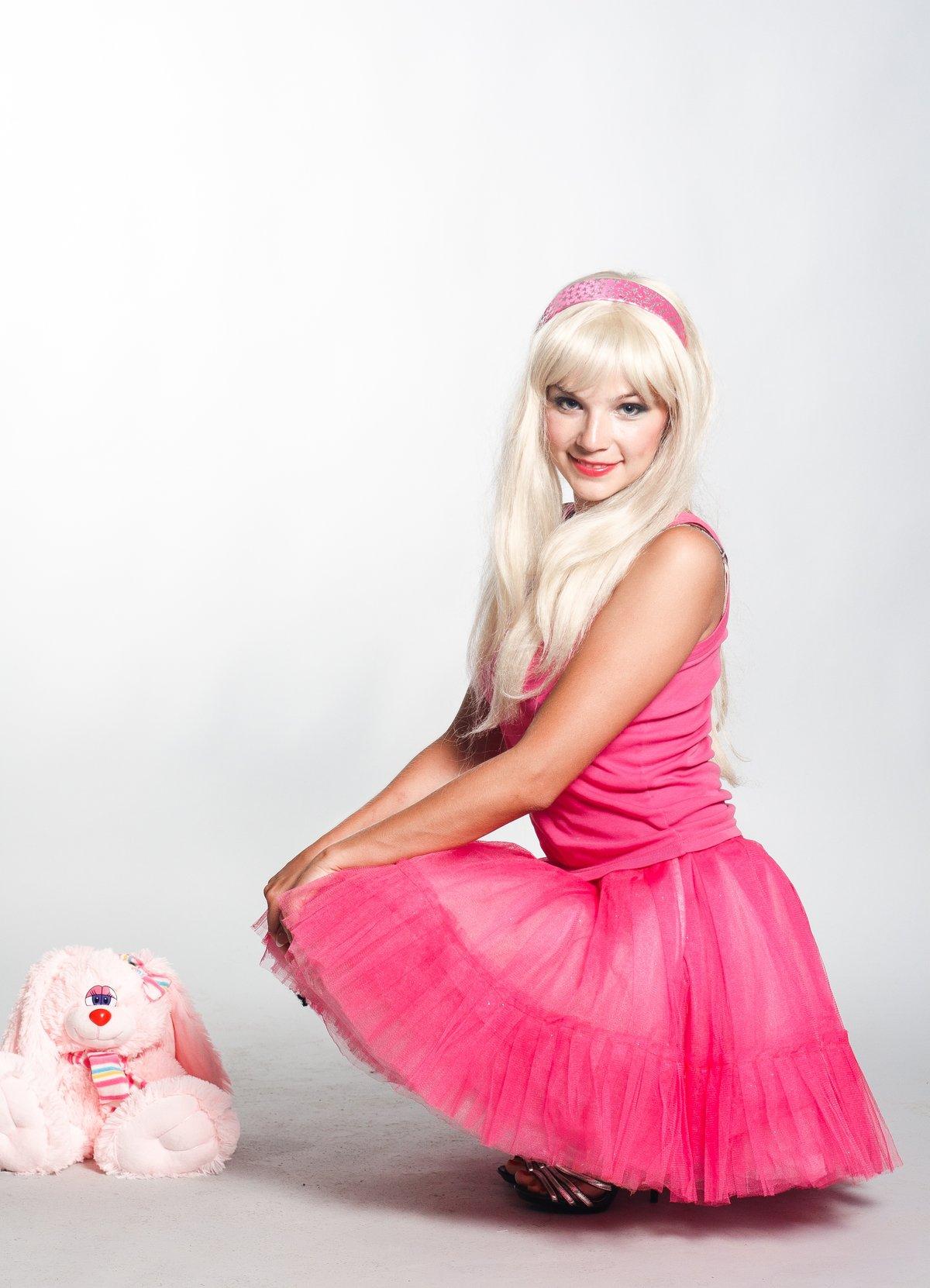 Идеи фотосессии в стиле куклы барби