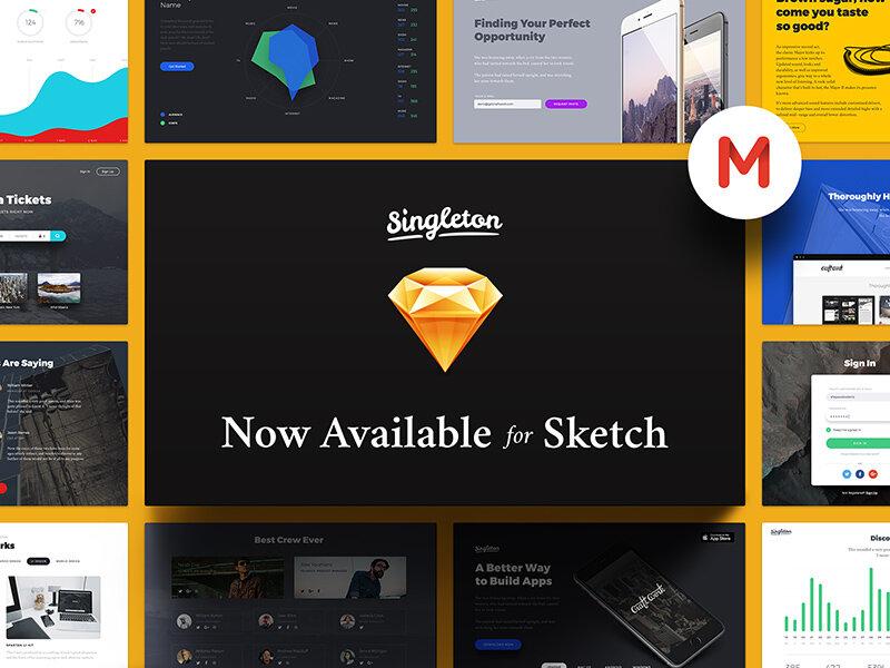 Singleton UI Kit