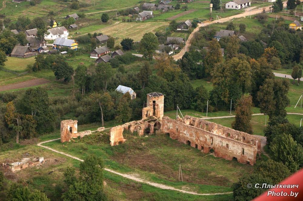 гольшанский замок фото старину больше внимания