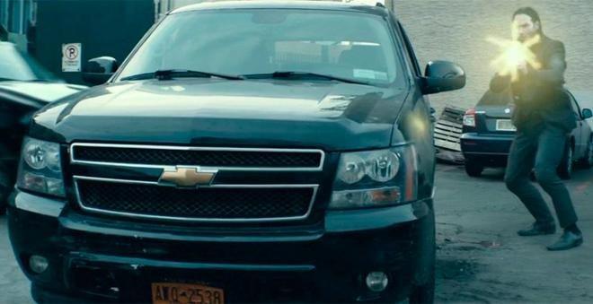 авто из фильма «Джон Уик»