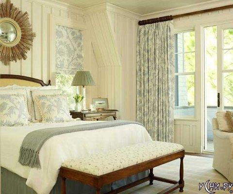 для оформления спальни отлично подходят нейтральные цвета в их